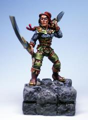 Orryn Marliir - Human Fighter