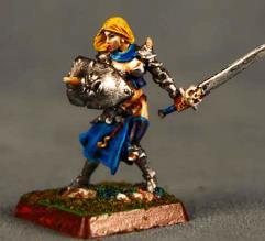Isabella - Iron Matron