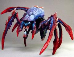 Cicarserie - Demonic Arachnid