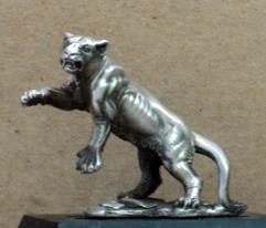 Lion Warcat #1