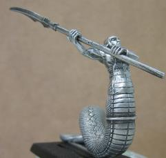Naga w/Glaive #1