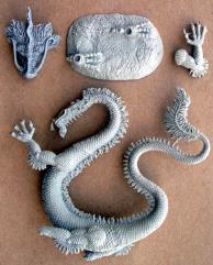 Fire Dragon (Resin)