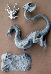 Earth Dragon (Resin)