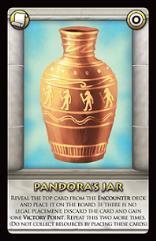Venture Forth - Pandora's Jar Promo Card