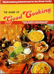 Game of Good Cooking, The