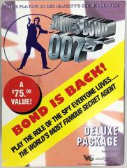 James Bond Roleplaying Game Deluxe Package