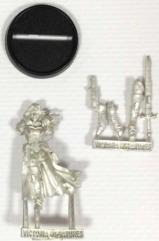 Inquisitor Sister Joan (2020 Adepticon Exclusive) #1