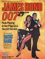 James Bond - Basic Game