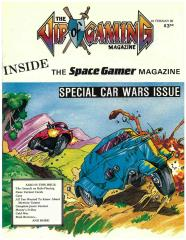 "#2 ""Car Wars Issue, Dune Variant Cards"""