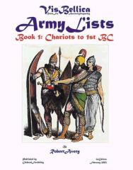 Army Lists #1 - Chariots to 1st BC