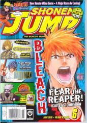 "#90 ""Bleach, Naruto, Claymore"""