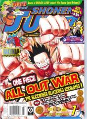 """#91 """"One Piece, Naruto, Bakuman"""""""