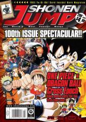 "#100 ""One Piece, Dragon Ball Z, Bleach"""