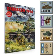 Debrecen 1944 (Bilingual French & English Edition)