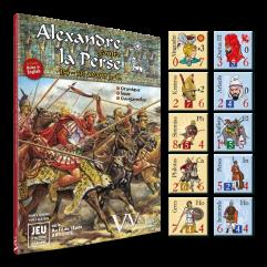 Alexander Against Persia (Bilingual French & English Edition)