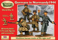 Germans in Normandy 1944