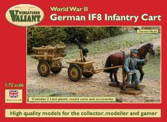 German IF8 Infantry Cart
