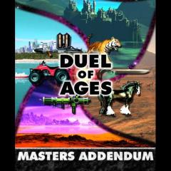 Set #8 - Masters Addendum