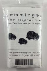 Lemmings - The Migration