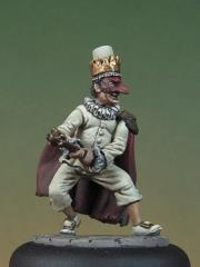 King Pulcinella