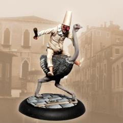 Ostrich Raider