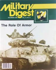 """Vol. 13, #12 """"The Sinai Front, The Ulm Campaign"""""""