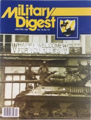 "Vol. 14, #1/2 ""Wargaming - Tank Battle Action, D-Day, Cobra, Breakout"""