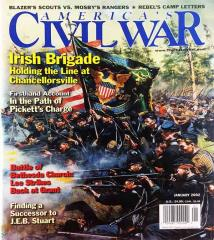 "Vol. 14, #6 ""Butchery at Bethesda Church, The Irish Brigade at Chancellorsville"""
