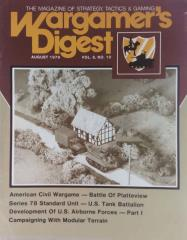 "Vol. 6, #10 ""Battle of Platteview, Development of US Airborne Forces Pt. 1"""