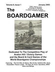 "Vol. 8, #1 ""The Civil War, Dune, War at Sea"" (Unbound Reprint)"