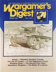 "Vol. 9, #5 ""Gazala - Rome's Greatest Triumph, The Second Punic Wars"""