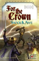 For the Crown - Shock & Awe Expansion #1 (2nd Edition)