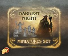 Darkest Night (2nd Edition) - Miniatures Set