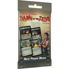 Dawn of the Zeds (3rd Edition) - Expansion Pack #2, New Player Blues