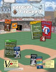 High & Tight - The Game of Baseball Strategy
