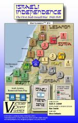 Israeli Independence - The First Arab-Israeli War w/Expansion