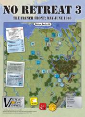 No Retreat! #3 - The French Front, May-June 1940