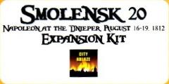 Borodino 20 - Smolensk 20 Expansion Kit
