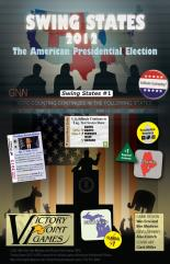 Swing States 2012 - The American Presidential Election