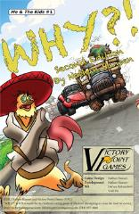Why?! (2nd Edition)