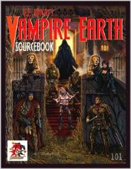 Vampire Earth Sourcebook