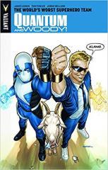 Quantum and Woody Vol. 1 - The World's Worst Superhero Team