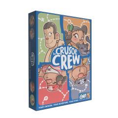 Graphic Novel Adventures - The Crusoe Crew