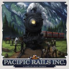 Pacific Rails Inc. (Kickstarter Deluxe Edition)