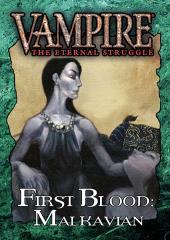 First Blood - Malkavian