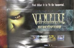 Vampire the Masquerade - Redemption, Promo Poster