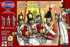 British Peninsular Infantry - Center Companies
