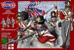 Waterloo British Infantry - Flank Companies