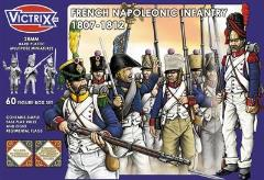 French Napoleonic Infantry - 1807-1812