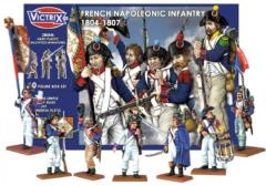 French Napoleonic Infantry - 1804-1807
